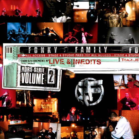 Hors Série, Vol. 2 (Fonky Family, 2001)