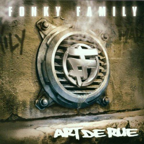Art de Rue (Fonky Family, 2001)