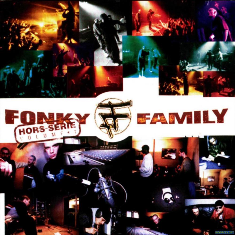 Hors Série, Vol. 1 (Fonky Family, 1999)