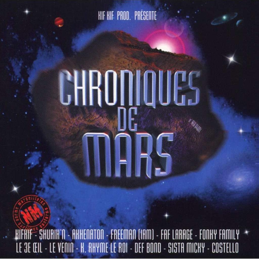 Chroniques de Mars (1998)